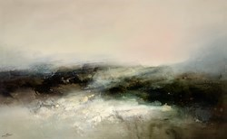 Tracers by Neil Nelson -  sized 45x28 inches. Available from Whitewall Galleries